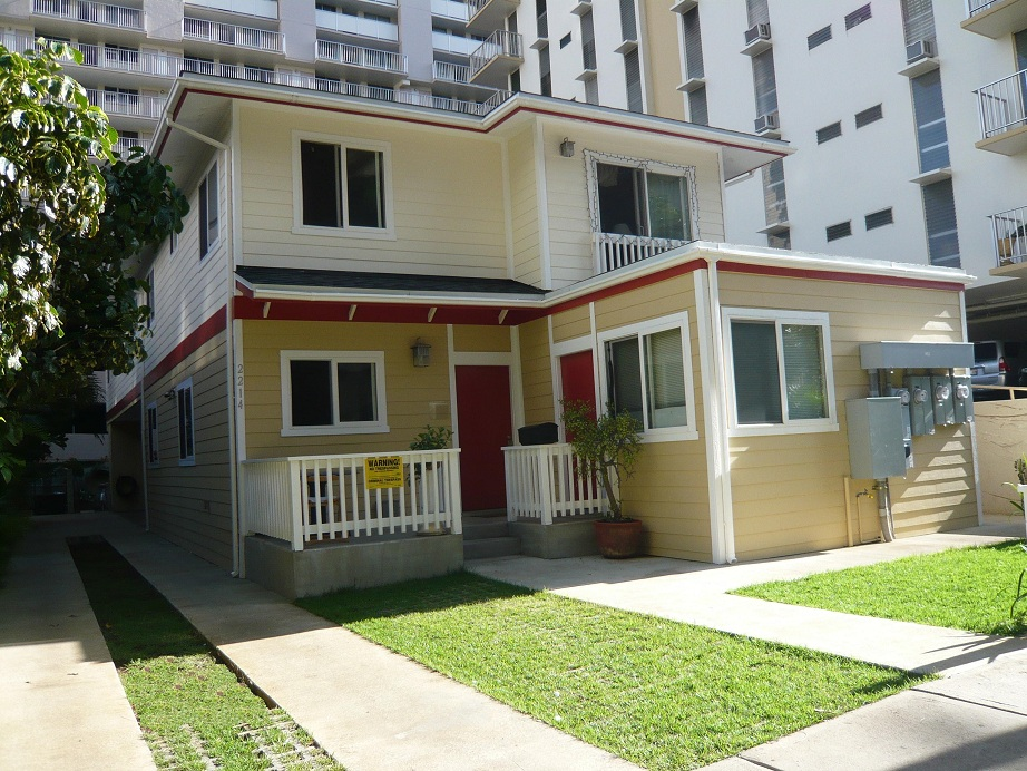 Honolulu Student Housing